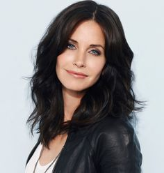 38...Courteney Bass Cox (born June 15, 1964 From Mountain Brook Alabama is an American actress, producer, and director. She is best known for her roles as Monica Geller on the NBC sitcom Friends