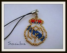 Colgador escudo real madrid
