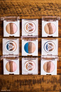 Mary Kay At Play® Baked Eye Trios each pack in three vibrant eye shades that are expertly coordinated in perfect harmony. Perfect for travel; mix and match easily for endless eye makeup looks!