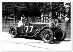 1934 frazer Nash TT
