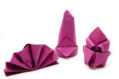 Paper Napkin Folding