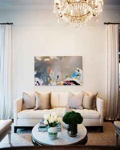 Lonny Magazine May/June 2011 | Photography by Patrick Cline; Interior Design by John Loecke, Inc