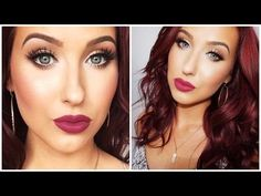 Bright Eyes And Bold Lips Makeup Tutorial For Those With Small Or Tired Eyes