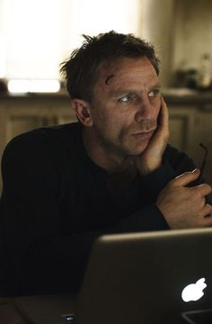 Daniel Craig A thinking man who may know what he wants but ponders often if he is making the right choices for his and his families benefit.