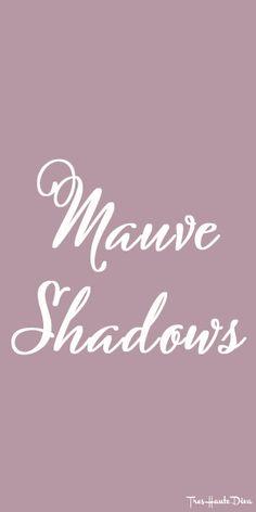 #Pantone #Mauve Shadows ♔ Très Haute Diva