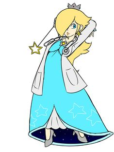 """""""I was drawing Rosalina just stretching for anatomy practice, but then it created a good base model to draw most of her outfits on. Super Mario Nintendo, Super Mario Art, Super Mario Brothers, Mario Bros, Harmonie Mario, Mario Fan Art, Character Art, Character Design, Nintendo Princess"""