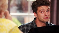 sebby in political animals is my fav. he's incredible.