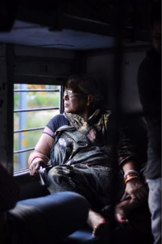 No Rest For the Wayfaring: Touts and relief on the train