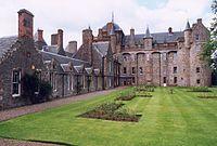 uk - 658552 - Thirlestane Castle - Wikipedia, the free encyclopedia Scotland Castles, Scottish Castles, England Ireland, England And Scotland, Beautiful Places To Visit, Places To See, Castle House, Castle Ruins, Orkney Islands