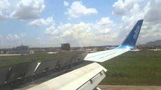 Flying / landing to Juba, South Sudan