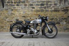 買っちゃいたい… 1948 Norton 500cc ES2 Frame No. C4117731 Engine No. C417751CT