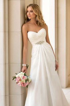 New York 2014 Wedding Dresses Exhibition