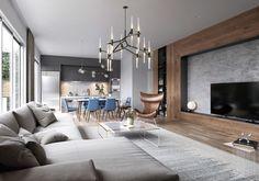 Living Area Apartment