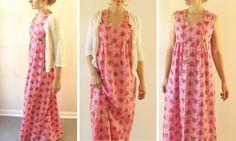Washi Dress Sewing Pattern - Made By Rae