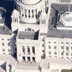 McKim, Mead, and White, Rhode Island State House, Providence, RI, United States - street view