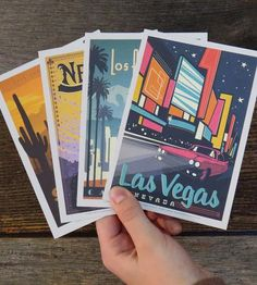 Explore America Vintage-Style Postcard Set by Anderson Design Group on Scoutmob Shoppe