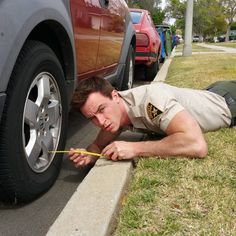 I'll get you one way or another.. #ParkingWithParrish