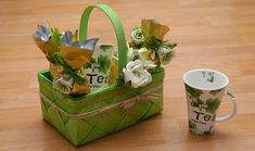 Greens Gift Basket!