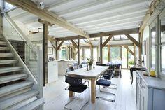 Tigh Darach - oak frame home in Scotland   Carpenter Oak
