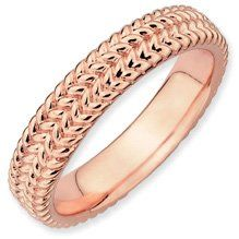 Beauty and Wisdom Silver Stackable Pink Ring. Sizes 5-10 Jewelry Pot. $34.99. 30 Day Money Back Guarantee. Fabulous Promotions and Discounts!. All Genuine Diamonds, Gemstones, Materials, and Precious Metals. Your item will be shipped the same or next weekday!. 100% Satisfaction Guarantee. Questions? Call 866-923-4446. Save 58% Off!