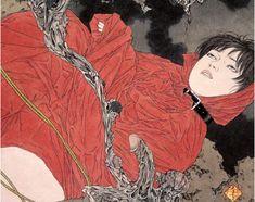 山本タカト二人展|瑠璃茉莉 ~羽生選手と仲間たち
