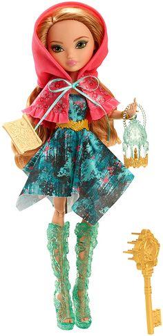 Ever After High Through The Woods Ashlynn Ella Doll: Amazon.co.uk: Toys & Games