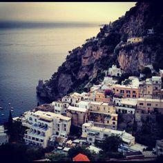 #Positano, the city on the rocks