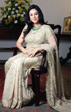 Princess Diya Kumari is often referred to as one of the most beautiful princesses in India