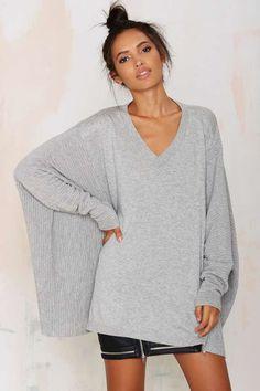 Wool Poncho Sweater ==