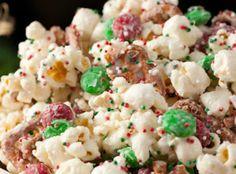 Christmas Crunch {Funfetti Popcorn} Steve loves!: Photo - 1 | Just A Pinch Recipes