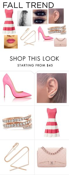 """""""Focus on me"""" by mrsemilystyles4everandever on Polyvore featuring Christian Louboutin, Annoushka, Anita Ko, Kate Spade, Carbon & Hyde and Chanel"""