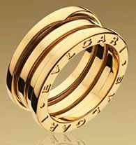Bulgari Jewelry B.ZERO COLLECTION 18 Ct Yellow Gold Ring