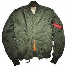 Alpha Industries Jacket Winter N3 b R In Green Men,alpha