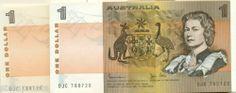 Australia 1982 $1 of 50 Consecutive notes Johnston-Stone DJC 780 720 - 780 770