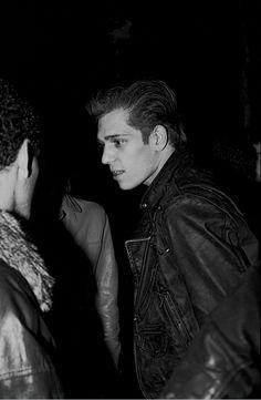 The Clash at the Palladium, NYC
