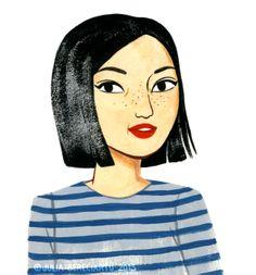 Julia Bereciartu Illustration