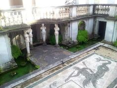Some exciting findings: Villa Giulia (Rome)