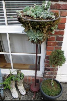 interesting salvage and shabby ideas