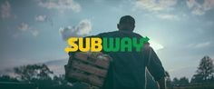 A commercial I directed for Subway Restaurants as a part of their new rebrand featuring their use of fresher ingredients in their stores across the planet.  Agency: MMB Production Company: B-Reel Creative Director: Travis Robertson, Neal Hughlett Director: Russell Brownley Producer: Larry Gold Director of Photography: Max Goldman Editor: Casey Cayko, Lost Planet