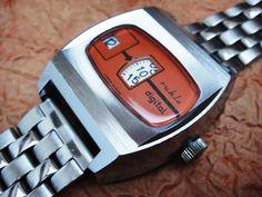 """""""digital"""" watch"""