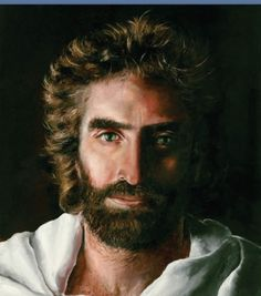 Picture of Jesus painted by 8yr old Akiane Kramarik  Www.artakiane.com