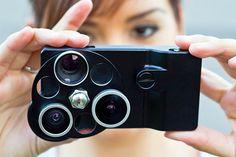 iPhone + Camera