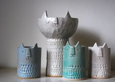 Meow! The cats are back - 25 new items will be in the shop on Wednesday 4th June at 8pm (UK time).
