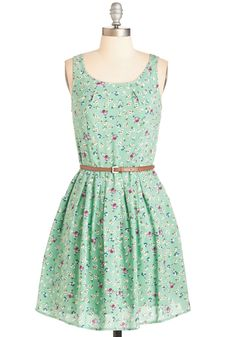 Posy Does It Dress, @ModCloth