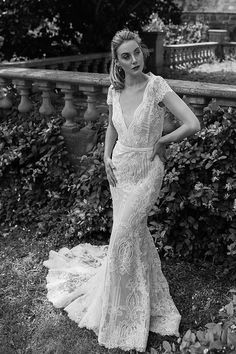 Montsalvat Photoshoot By Karen Willis Holmes Pictured The Rosemary Bespoke Wedding Gown