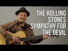 How To Play The Rolling Stones - Sympathy For The Devil - YouTube