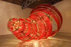 Art Installation by a Chinese Contemporary Artist Ai Weiwei