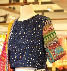 Choli Designs, Designer Blouse Patterns, Fancy Blouse Designs, Bridal Blouse Designs, Kurta Designs, Stylish Blouse Design, Stylish Dress Designs, Embroidery Fashion, Lehenga