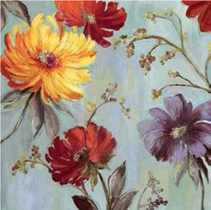 Field Flowers II - Asia Jensen