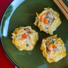 Thirsty For Tea Dim Sum Recipe #1: Siu Mai Dumplings